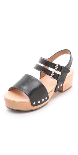 Marc by Marc Jacobs Low Heel Clogs at Shopbop.com
