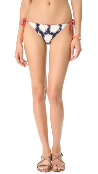 Marc by Marc Jacobs Sparks String Bikini Bottoms