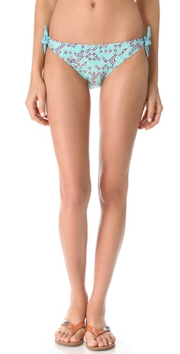 Shop Marc by Marc Jacobs Jamie Side Tie Bikini Bottoms and Marc by Marc Jacobs online - Apparel, Womens, Swim, Swim,  online Store