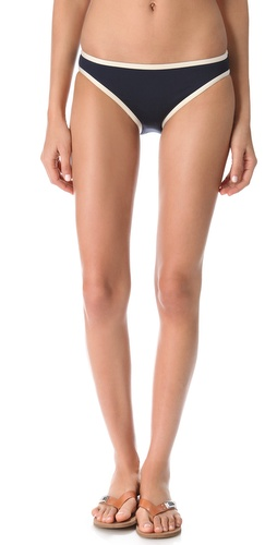 Shop Marc by Marc Jacobs Woodward Solids Side Tie Bikini Bottoms online and buy Marc by Marc Jacobs latest season - Apparel, Womens, Swim, Swim,  online shop
