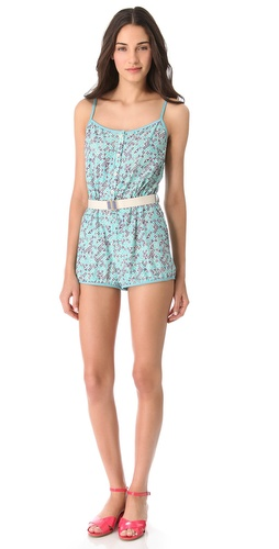 Shop Marc by Marc Jacobs Jamie Cover Up Romper and Marc by Marc Jacobs online - Apparel,Womens,Swim,Coverups, online Store