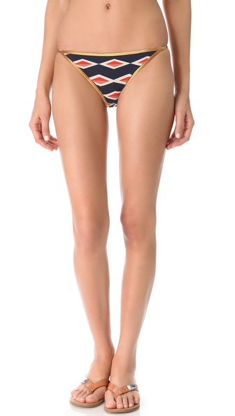 Marc by Marc Jacobs Hayley Stripe Bikini Bottoms