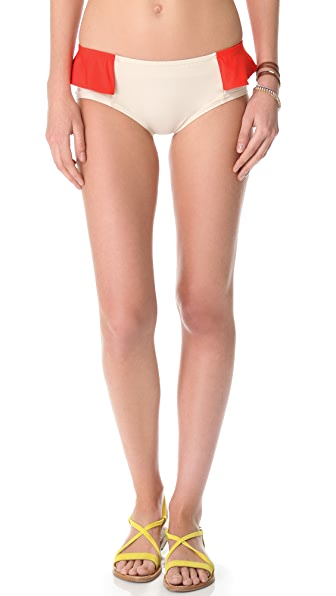 Marc by Marc Jacobs Colorblock Hipster Bikini Bottoms