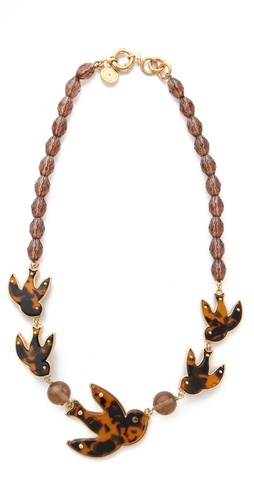 Shop Marc by Marc Jacobs Petal to the Metal Necklace and Marc by Marc Jacobs online - Accessories,Womens,Jewelry,Necklace, online Store