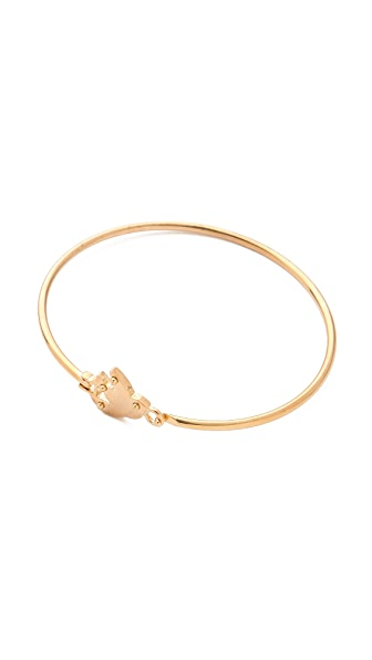Marc by Marc Jacobs Petal to the Metal Skinny Bracelet