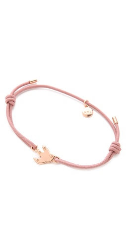 Shop Marc by Marc Jacobs Bird Friendship Bracelet and Marc by Marc Jacobs online - Accessories,Womens,Jewelry,Bracelet, online Store