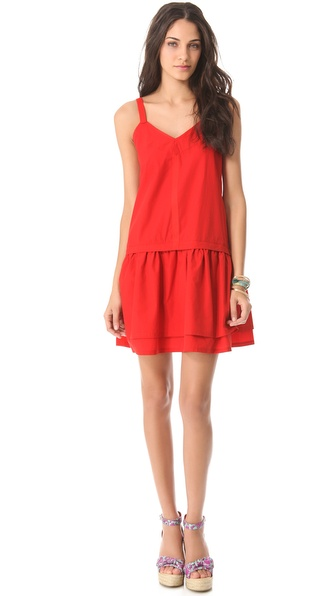 Marc by Marc Jacobs Justine Cotton Dress