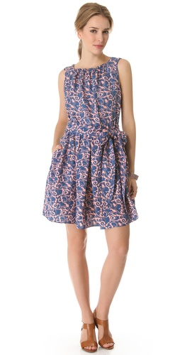 Shop Marc by Marc Jacobs Tootsie Flower Dress and Marc by Marc Jacobs online - Apparel,Womens,Dresses,Day_to_Night, online Store
