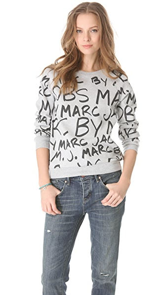 Marc by Marc Jacobs MBMJ Sweatshirt
