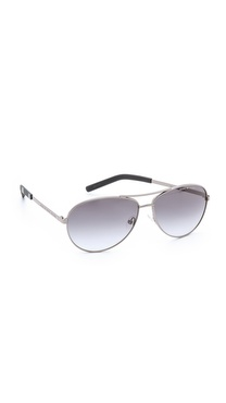 Marc by Marc Jacobs Metal Aviator Sunglasses