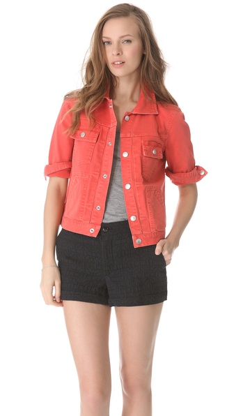 Marc by Marc Jacobs Standard Supply Lily Jacket
