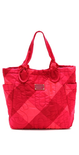 Shop Marc by Marc Jacobs Pretty Nylon Medium Tate Tote and Marc by Marc Jacobs online - Accessories,Womens,Handbags,Tote, online Store