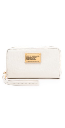 Marc by Marc Jacobs Classic Q Wingman Wallet at Shopbop.com