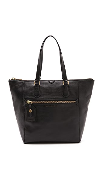 Marc by Marc Jacobs Globetrotter Zip Tote