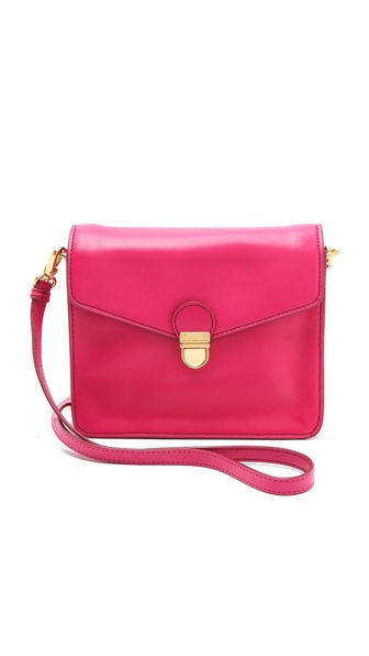 Marc by Marc Jacobs Top Chicret Solid Cross Body Bag