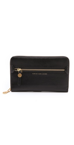 Marc by Marc Jacobs Globetrotter Travel Wallet at Shopbop.com