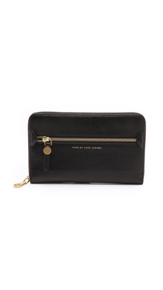 Marc by Marc Jacobs Globetrotter Travel Wallet