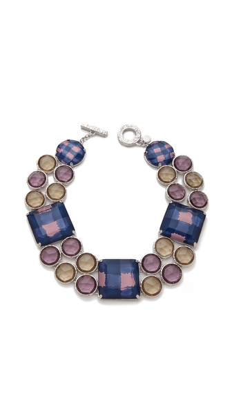 Marc by Marc Jacobs Paste & Prints Grand Guignol Necklace