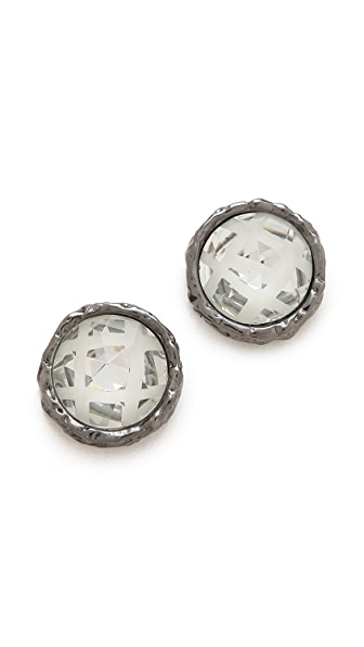 Marc by Marc Jacobs Paste & Prints Large Stud Earrings