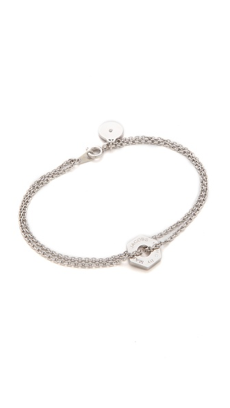Marc by Marc Jacobs Tiny Bolts Bracelet