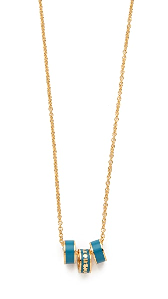 Marc by Marc Jacobs Classic Marc Sweetie Rings Necklace