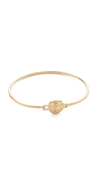 Marc by Marc Jacobs Turnlock Skinny Bracelet