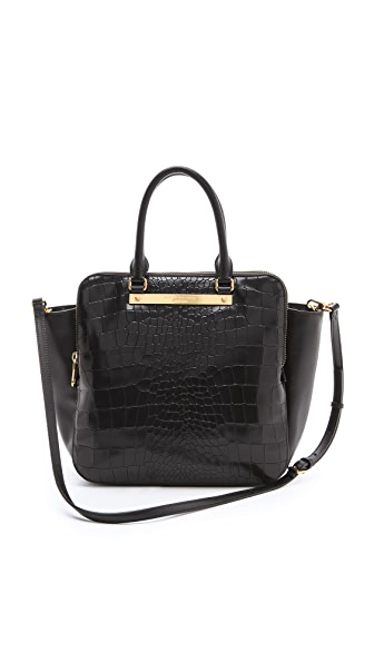 Marc by Marc Jacobs Goodbye Columbus Croc Bentley Tote