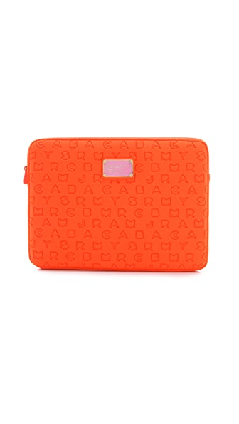 Marc by Marc Jacobs Dreamy Logo Neoprene 13