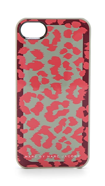 Marc by Marc Jacobs Rita Cheetah iPhone 5 Case