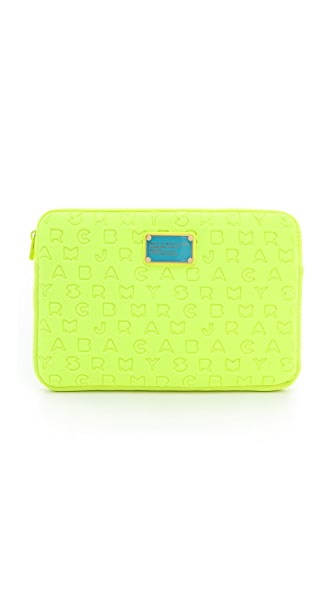 Marc by Marc Jacobs Dreamy Logo Neoprene 11