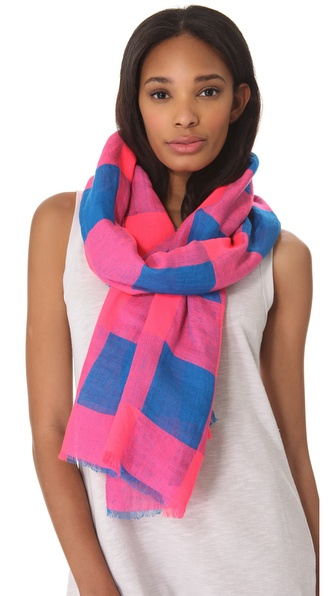 Marc by Marc Jacobs Stacey Check Scarf