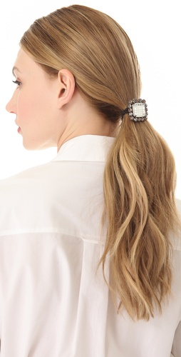 Shop Marc by Marc Jacobs Paste & Prints Pony Hair Tie and Marc by Marc Jacobs online - Accessories,Womens,Fashion_Accessories,Hair_Accessories, online Store