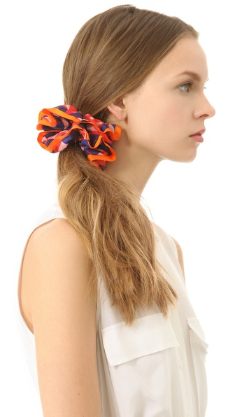 Marc by Marc Jacobs Patch Chou Chou Scrunchie
