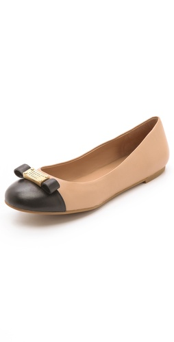 Marc by Marc Jacobs Tuxedo Ballet Flats