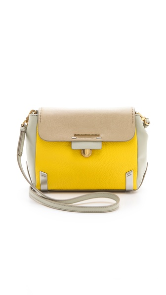 Marc by Marc Jacobs Sheltered Island Colorblock Cross Body Bag