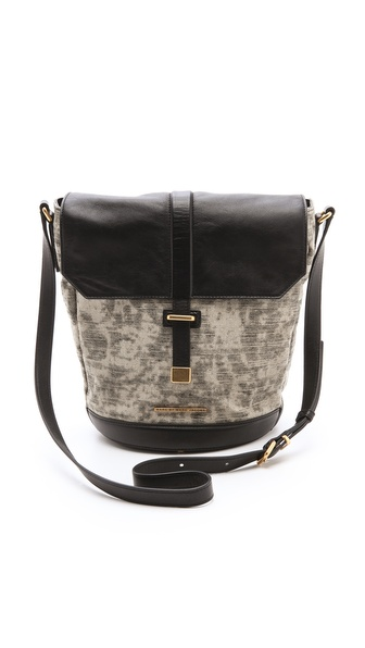 Marc by Marc Jacobs Natural Selection Distressed Alicia Bag