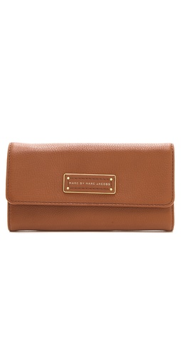 Marc by Marc Jacobs Too Hot To Handle Original Long Trifold Wallet at Shopbop.com