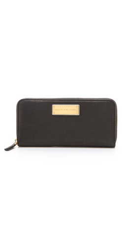 Marc by Marc Jacobs Washed Up Slim Zip Around Wallet at Shopbop / East Dane
