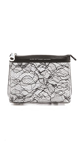 Marc by Marc Jacobs Lace Landscape Cosmetic Pouch