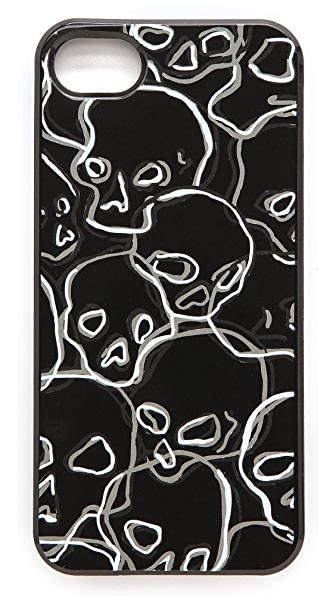 Marc by Marc Jacobs Skulls iPhone 5 Case