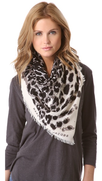 Marc by Marc Jacobs Jaguar Scarf