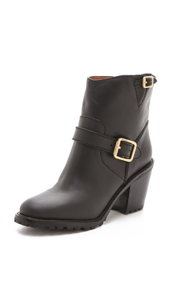 Chunky Heel Boots from shopbop.com