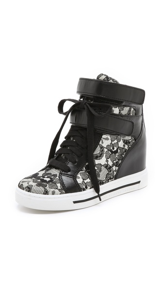 Marc by Marc Jacobs Hi Top Wedge Sneakers