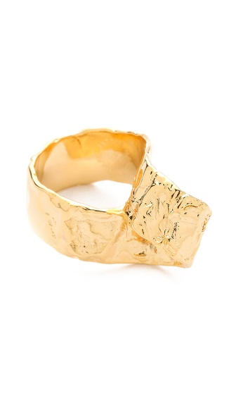 Marc by Marc Jacobs Apocalyptic Twist Ring