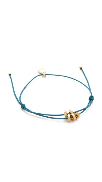 Marc by Marc Jacobs Tiny Friendship Bracelet