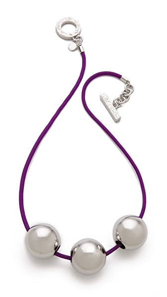 Marc by Marc Jacobs Ball Necklace