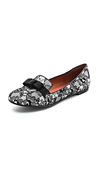 Marc by Marc Jacobs Tailored Bow Lace Loafers