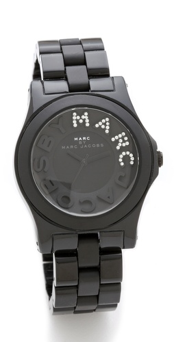 Marc by Marc Jacobs Riviera Watch at Shopbop.com