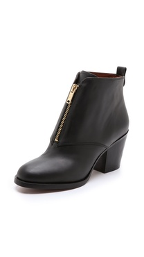 Marc by Marc Jacobs Zip Up Ankle Booties