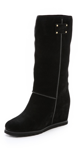 Marc by Marc Jacobs Tall Snow Boots on Hidden Wedge at Shopbop / East Dane